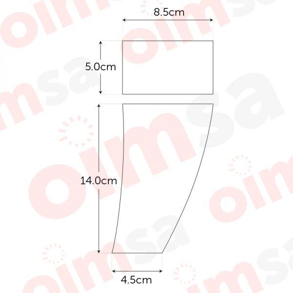diagrama pata de madera